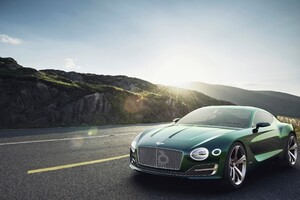 Bentley Exp 10 Speed 6 Wallpaper