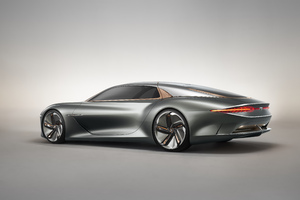 Bentley EXP 100 GT 2019 Rear 5k