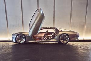 Bentley EXP 100 GT 2020 Wallpaper