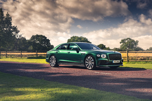 Bentley Flying Spur Styling 2020 Wallpaper