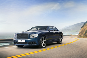 Bentley Mulsanne 2020 8k