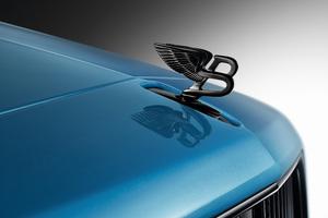 Bentley Mulsanne Speed Design Logo