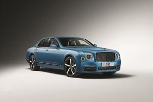 Bentley Mulsanne Speed Design
