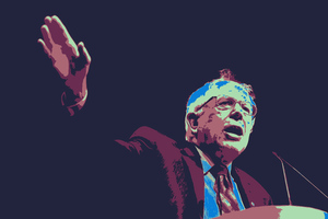 Bernie Sanders Wallpaper