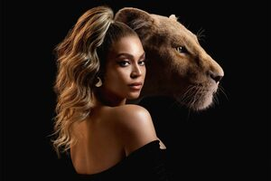 Beyonce As Nala The Lion King 2019 Wallpaper