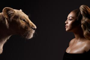 Beyonce As Nala The Lion King 2019 5k Wallpaper