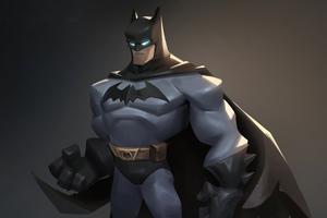 Big Batman 4k