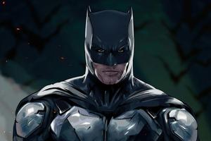 Big Batman 5k Wallpaper