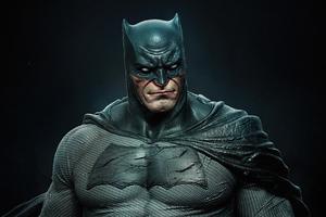 Big Batman Artwork