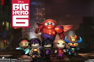 Big Hero 6 Game