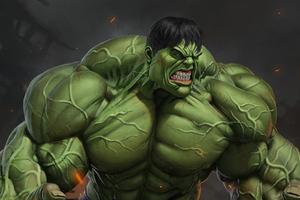 Big Hulk 4k Wallpaper