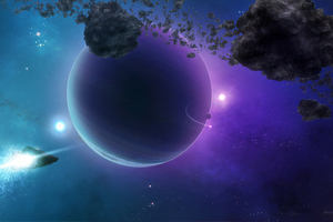 Big Planets 4k