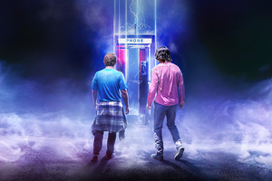 Bill And Ted Face The Music Wallpaper