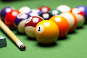 Billard Balls Pool Wallpaper