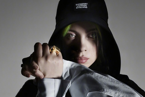 Billie Eilish Vogue China 2020