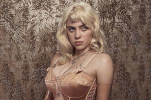 Billie Eilish Vogue UK June 2021
