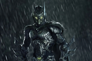 Bio Batman Wallpaper
