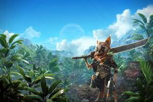 Biomutant 2018 10k Wallpaper