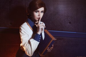 Bioshock Infinite Elizabeth Cosplay 2 Wallpaper