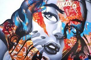 BioShock Infinite Graffiti Wallpaper