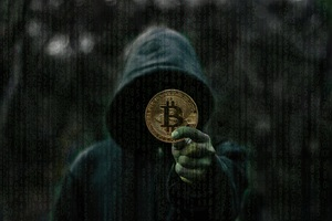 Bitcoin Cryptocurrency 5k Wallpaper