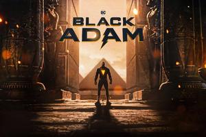 Black Adam 2021 Rock
