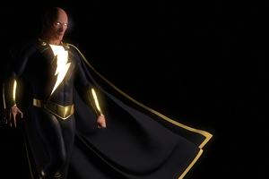 Black Adam Darkness 5k
