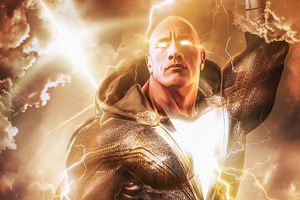 Black Adam Rock 2020