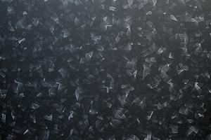 Black Crystals Texture 4k