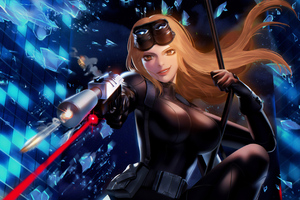 Black Dress Spy