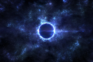 Black Hole Gateway 4k