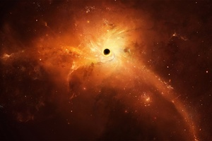 Black Holes Space