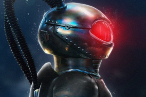 Black Manta In Aquaman 2018 4k
