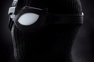 Black Mask Spiderman
