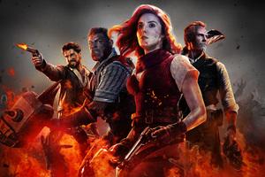 Black Ops 4 Zombies 2018 4k