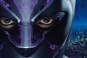 Black Panther 2018 8k Poster Wallpaper