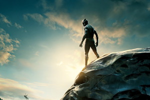Black Panther 2018 Wallpaper