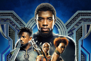 Black Panther 2018 Movie HD