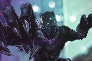 Black Panther 2020 4k New Wallpaper