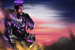Black Panther 2020 Arts