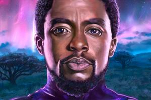 Black Panther 2020 Artwork 4k