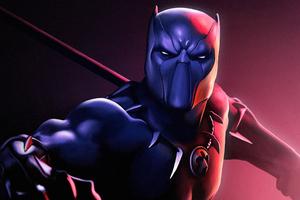 Black Panther 2020 Artwork Wallpaper