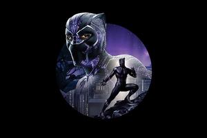 Black Panther 2020 New Wallpaper