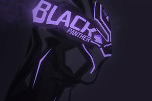 Black Panther 4k 2020 Wallpaper