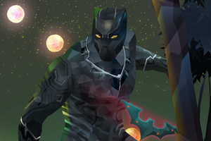 Black Panther 4k New Arts