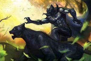 Black Panther 4kart