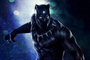 Black Panther 8k Wallpaper