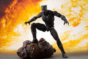 Black Panther Action Figure 5k