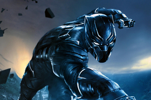 Black Panther Fan Made