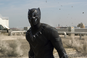 Black Panther Fictional Superhero